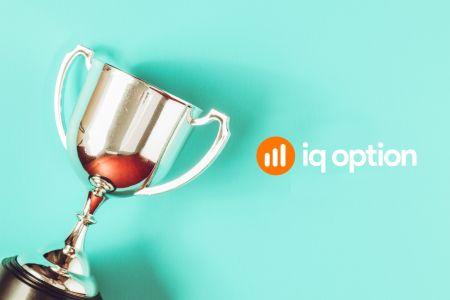 Giải đấu giao dịch IQ Option - Làm cách nào để nhận Giải thưởng trong Giải đấu?