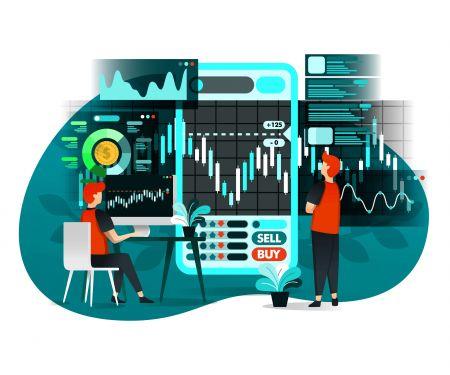 Cách Đăng ký và Giao dịch các công cụ CFD (Ngoại hối, Tiền điện tử, Cổ phiếu) tại IQ Option