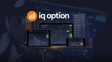 Cách tải xuống và cài đặt ứng dụng IQ Option cho máy tính xách tay / PC (Windows, macOS)