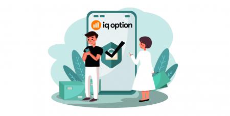 Cách mở tài khoản giao dịch trong IQ Option
