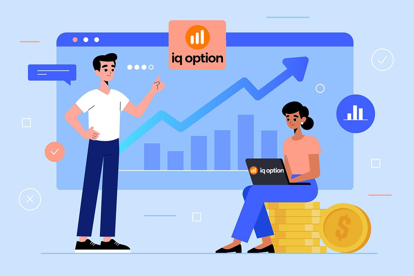 Cách giao dịch các công cụ CFD (Ngoại hối, Tiền điện tử, Cổ phiếu) trong IQ Option