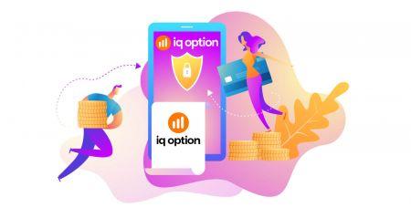 Cách đăng ký và rút tiền tại IQ Option