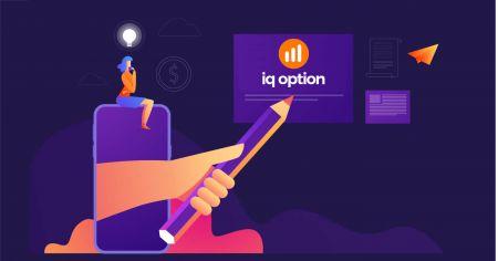 Cách tạo tài khoản và đăng ký với IQ Option