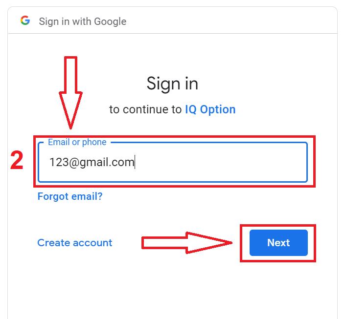 Cách đăng ký và giao dịch quyền chọn nhị phân tại IQ Option